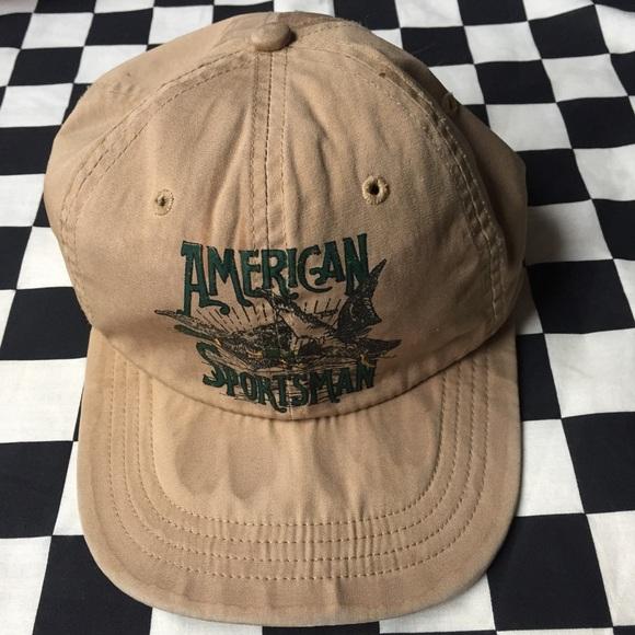 75cf3c9b Polo by Ralph Lauren Accessories   American Sportsman Hat Rare ...